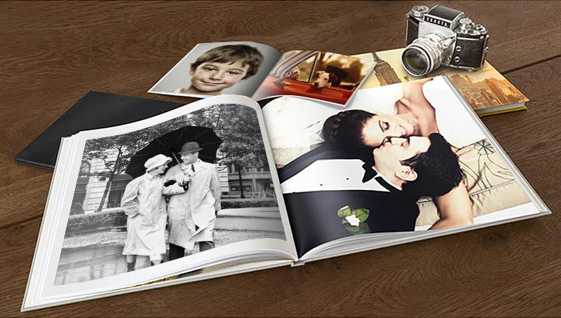 best family photobook
